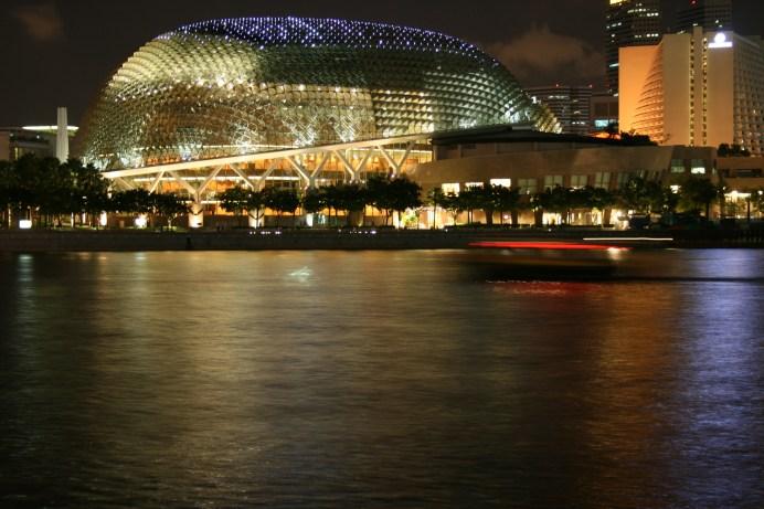 the esplanade dome