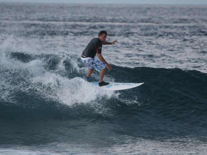 surfing pasta point