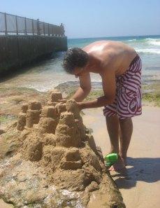 castle-man