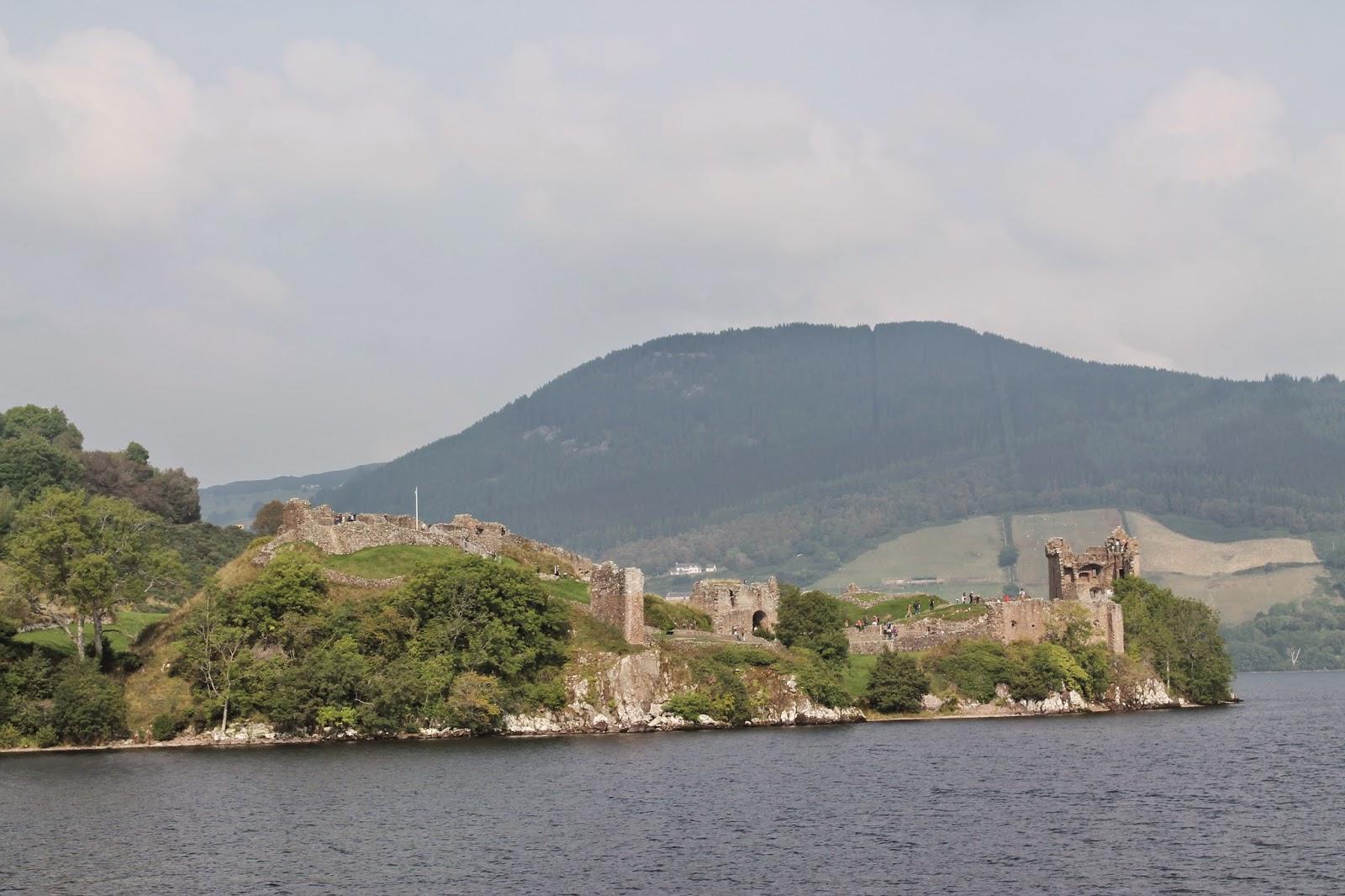 Loch Ness The Touristic Lens