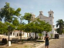Plaza & Iglesia Santa Lucía