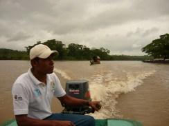 Río Usumacinta - Frontera México/Guatemala