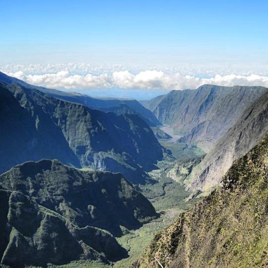 l'île de La Réunion Photo prise par Bao pour © Touristissimo
