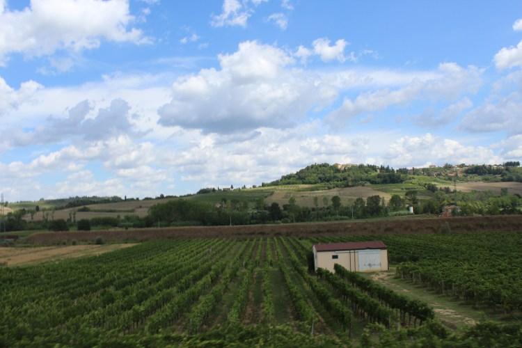 Chianti Italie