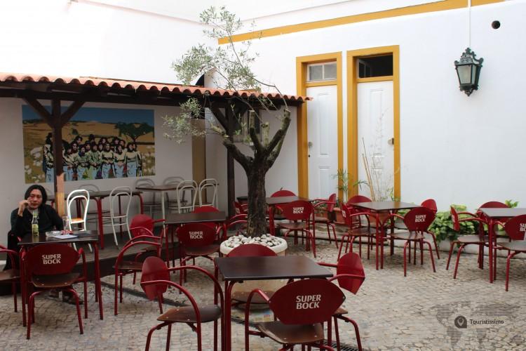 Casa do Altenjo Lisbonne