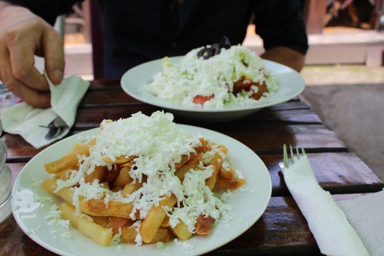 Salade Bulgare à la Feta Sofia Bulgarie