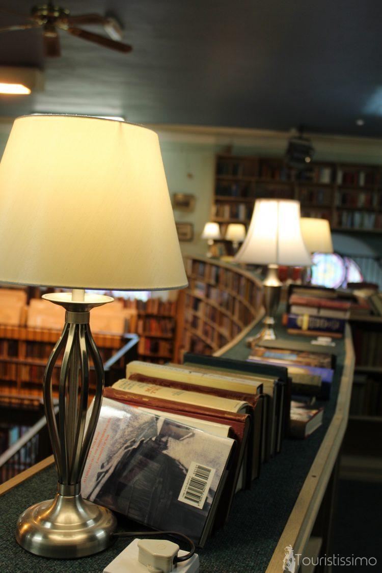 La bibliothèque d'Inverness Ecosse