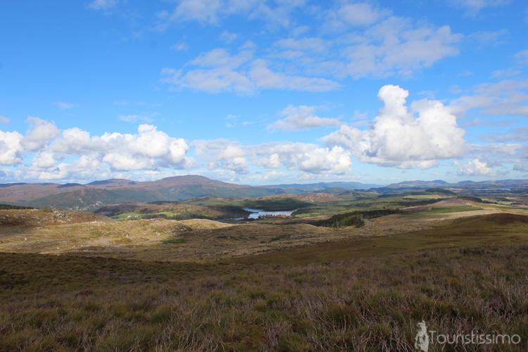 Les Highlands en Ecosse