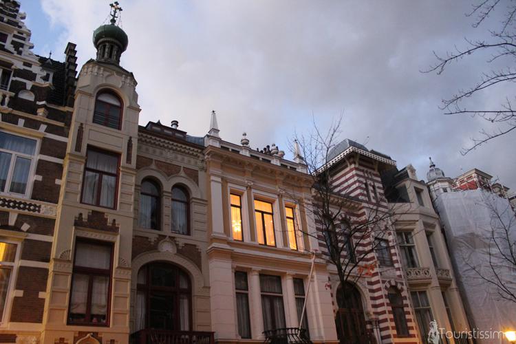L'Europe Unie à Amsterdam