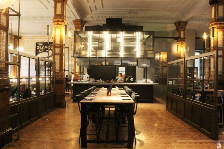 The refuge restaurant Manchester