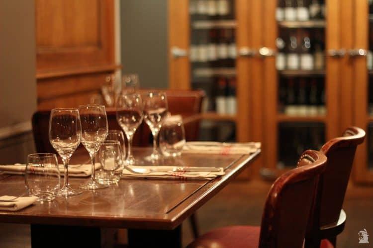 Restaurant L'AOC Paris