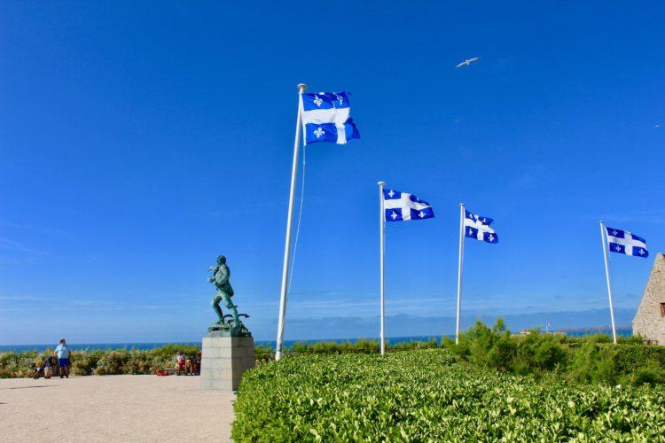 La maison du Québec à Saint-Malo