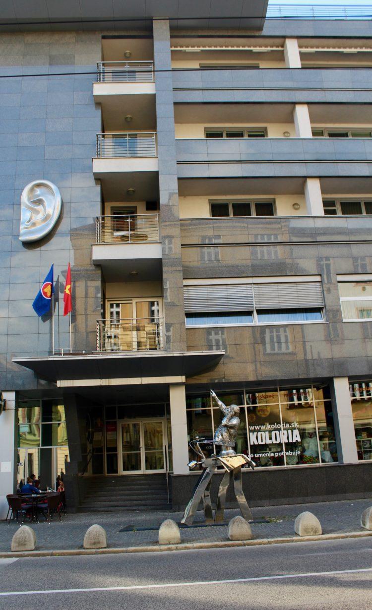 Bratislava ville