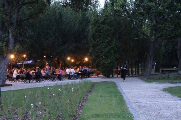 restaurant à Bratislava