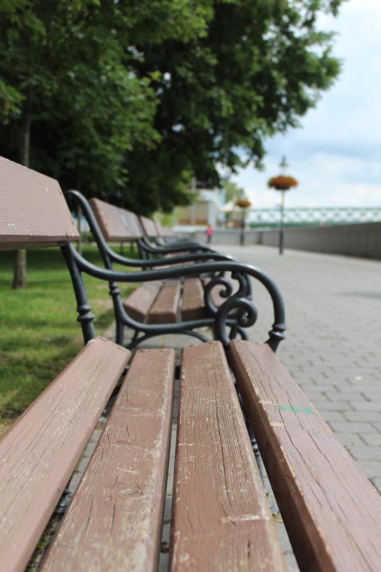 Parc à Bratislava