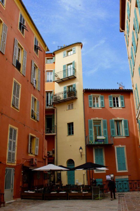 vieille ville de Villefranche