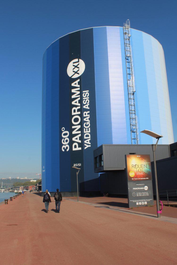 Panorama 360 Rouen