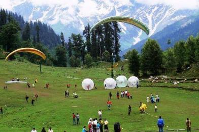 Tourist places in Himachal Pradesh