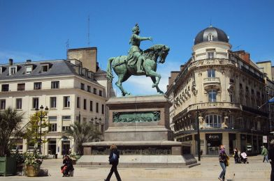 Tourist Places in Orleans