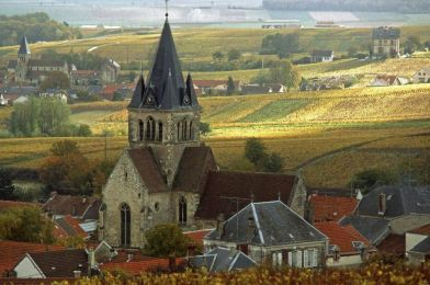 Tourist Places in Champagne