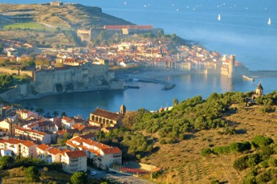 Tourist Places in Languedoc
