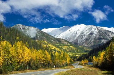 Tourist places in Alaska