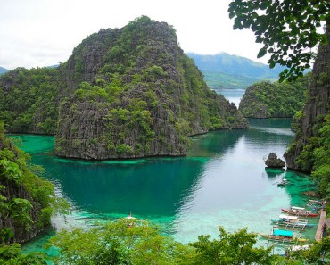 Kayangan Lake - Coron Palawan
