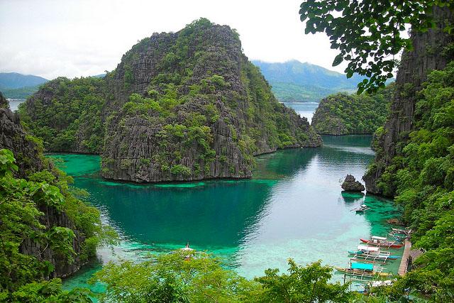 Afbeeldingsresultaat voor kayangan lake