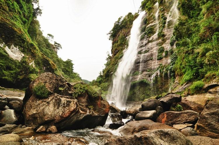 Bomod Ok Falls Sagada
