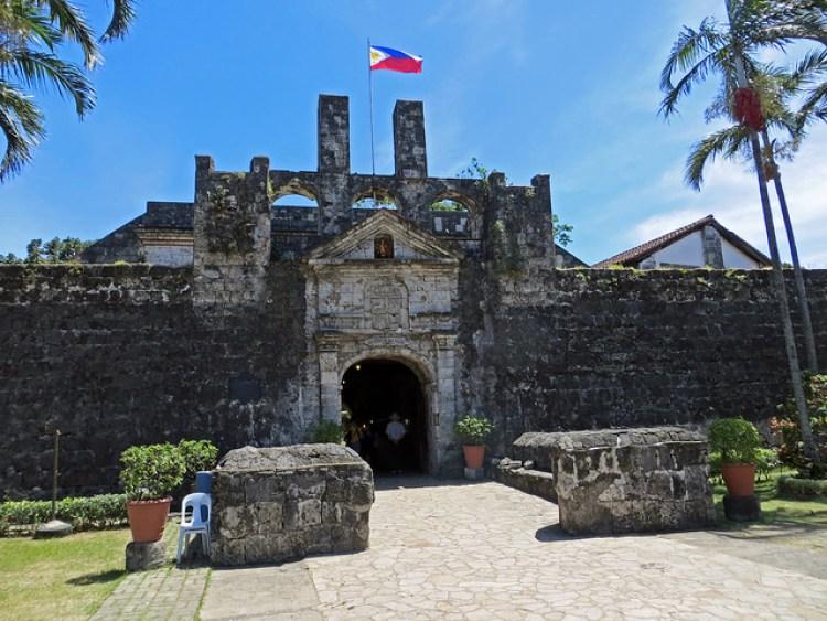 Fort San Pedro Cebu