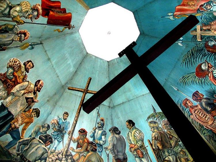 Magallans Cross Cebu