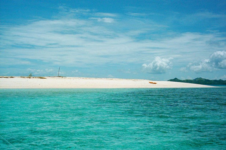 Naked Island - Top 10 Beaches in the Philippines