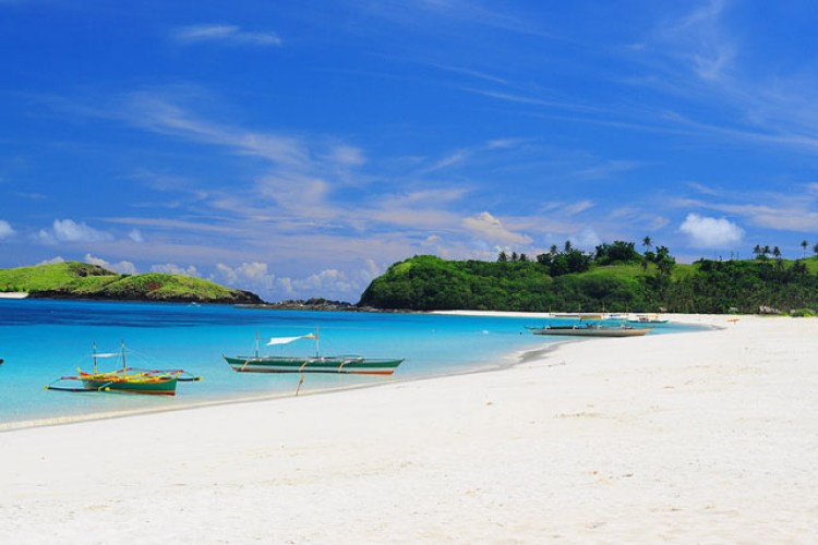 Calaguas Beach - Top 10 Beaches in the Philippines