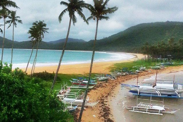 napcan and calitang twin beaches