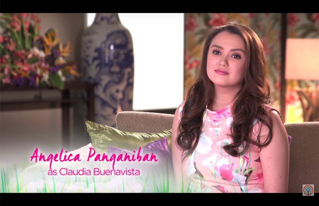 Angelica Panganiban as Claudia Buenavista