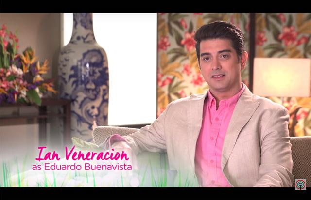 Ian Veneracion as Eduardo Buenavista