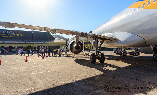 Lumbia Airport (CGY)