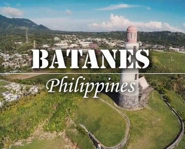 Watch Areal View of Batanes Philippines