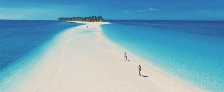 Kalanggaman Island Leyte Video