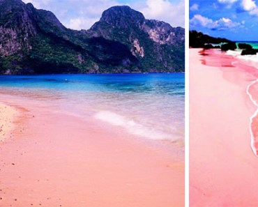 2 Extraordinary Pink Sand Beaches In The Philippines