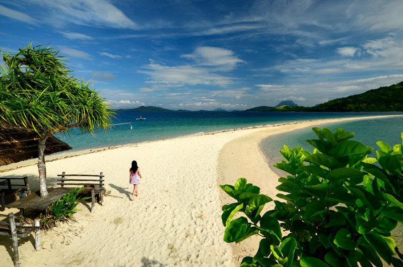 Bulubadiangan Island Sandbar Iloilo