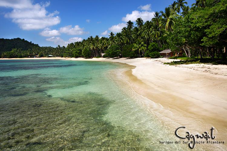 Cagwait Beach - Little Boracay of Caraga