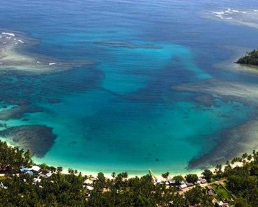 Cagwait Beach Surigao del Sur Philippines