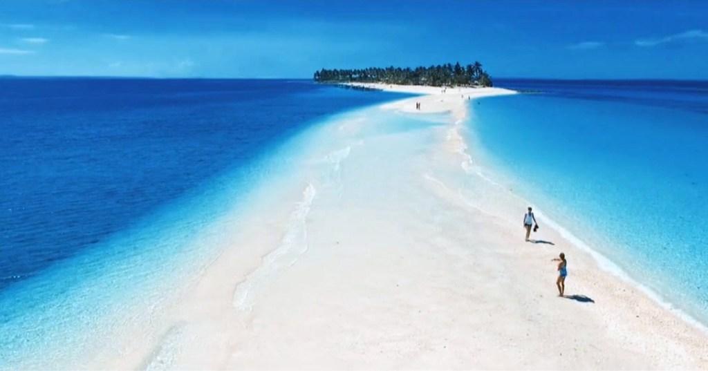 kalanggaman island leyte