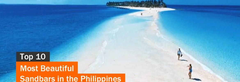 Top 10 Most Beautiful Sandbars in the Philippines