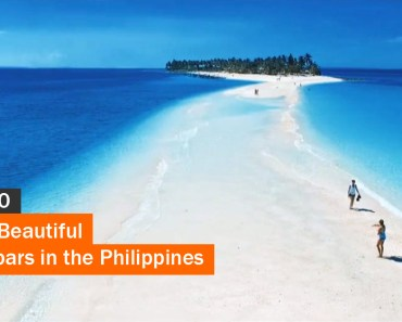 Top 10 Most Beautiful Sandbars in the Philippines
