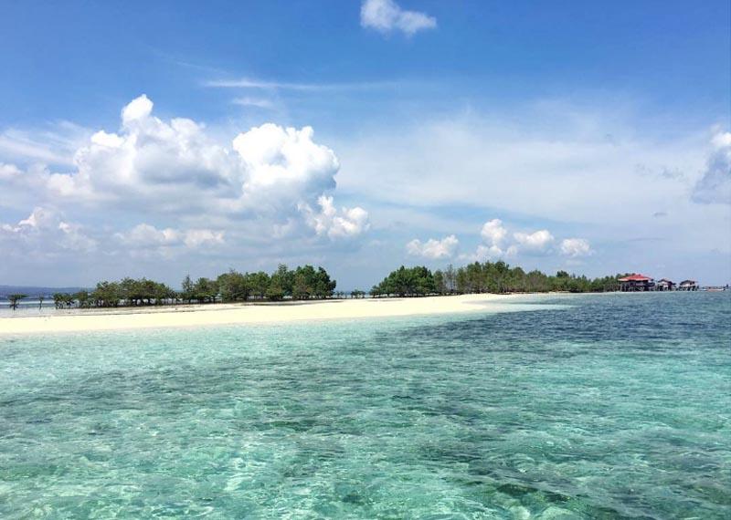 Vanishing Island Samal Davao del Norte