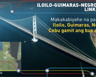Iloilo-Guimaras-Negros-Cebu Link Bridge to be Constructed Next Year