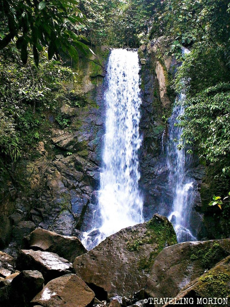 Lumondo Falls
