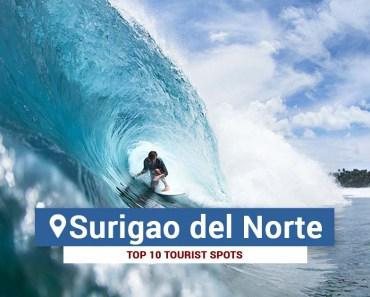 Top 10 Tourist Spots in Surigao del Norte